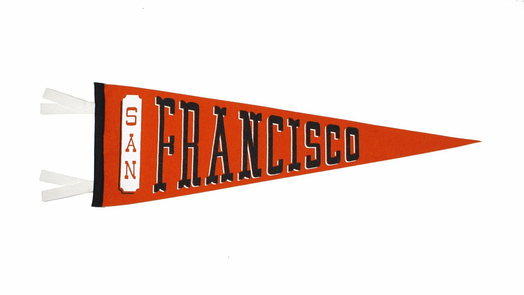 SAN FRANCISCO Pennant