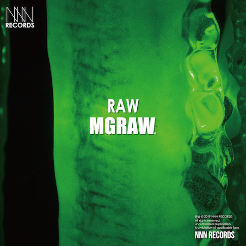 ご予約受付 RAW / MGRAW  (CD2枚組)  12/19(水)発売