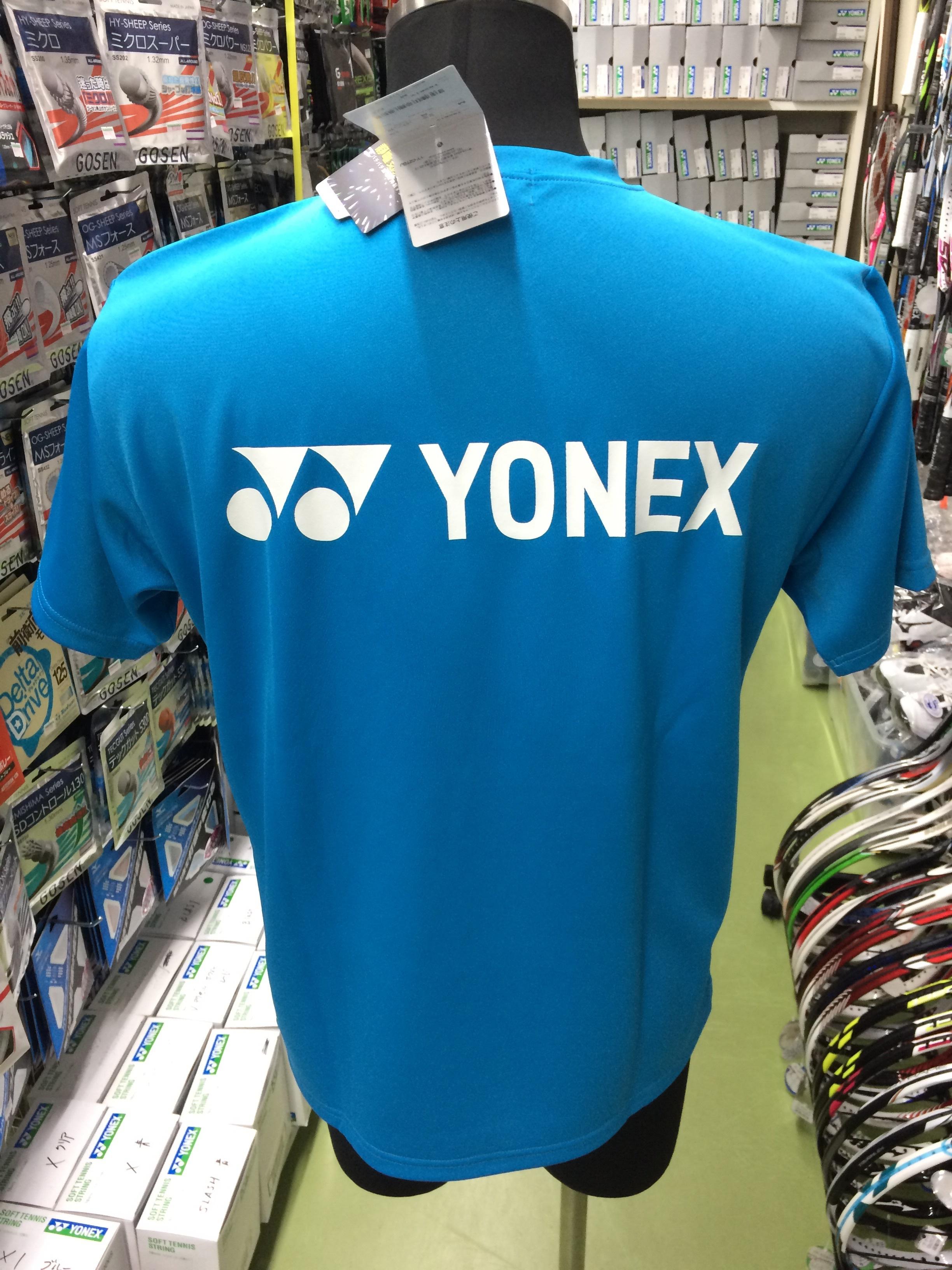 ヨネックス ユニドライTシャツ 16261Y - 画像2