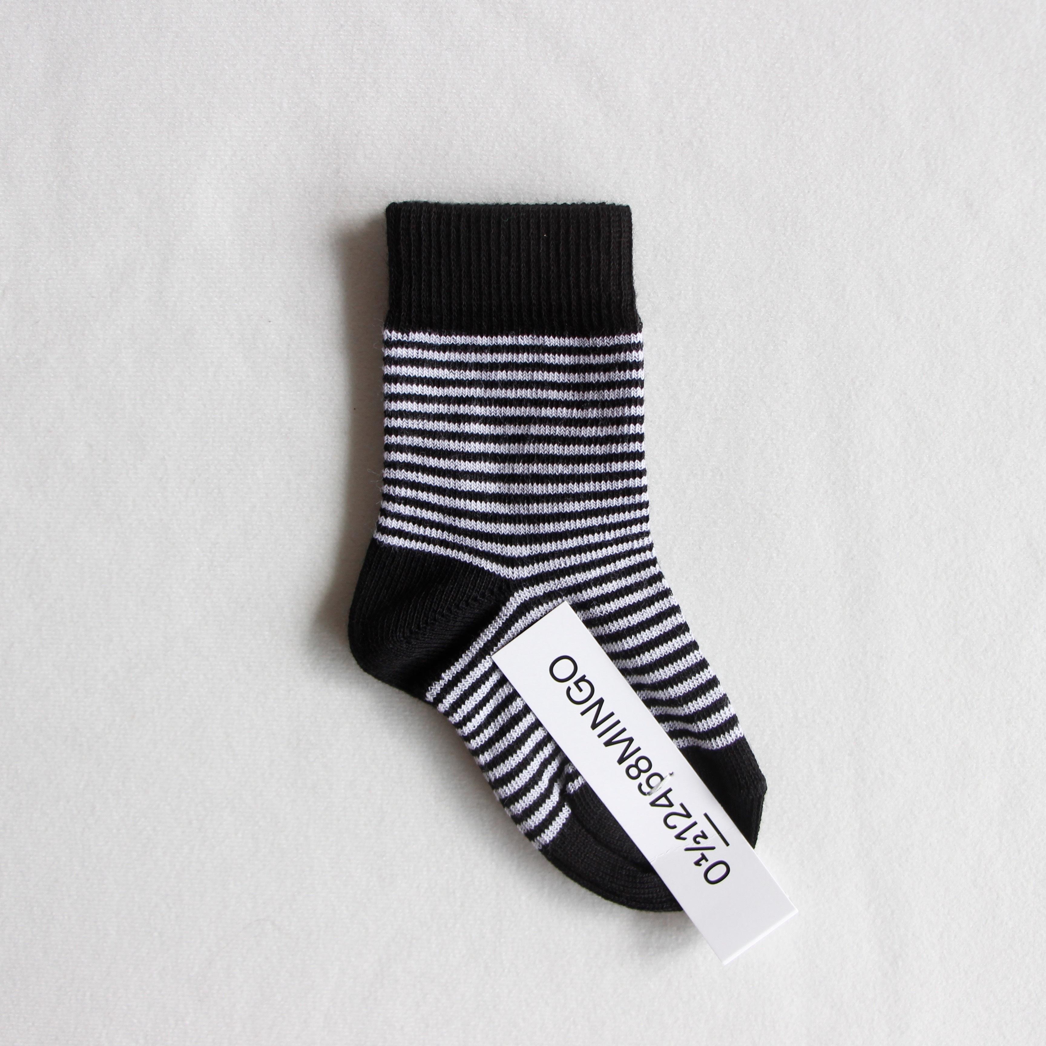 《MINGO. 2020AW》Socks / Stripes