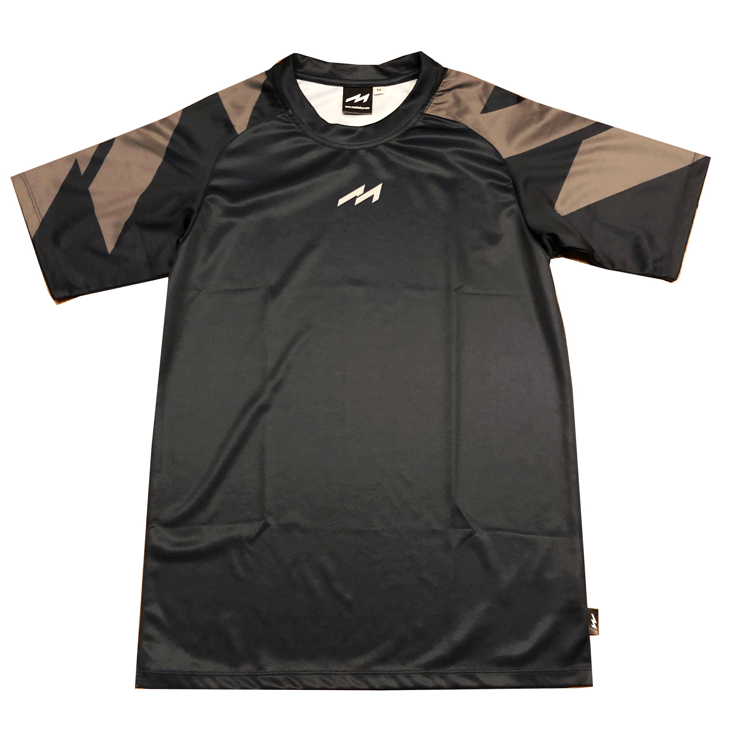 Big M Logo S/S Shirts (MHS-2012 NVY)