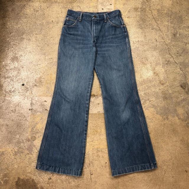 Wrangler 70's Flare Denim Pants ¥5,900+tax