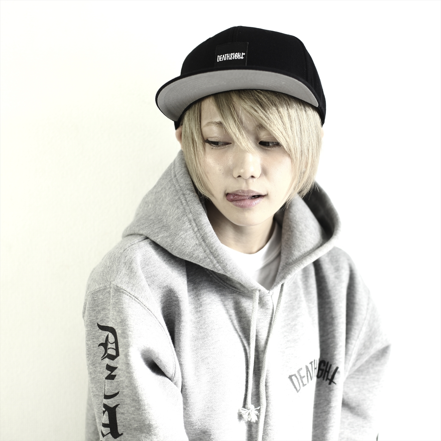 BOX LOGO CAP BLACK - 画像5
