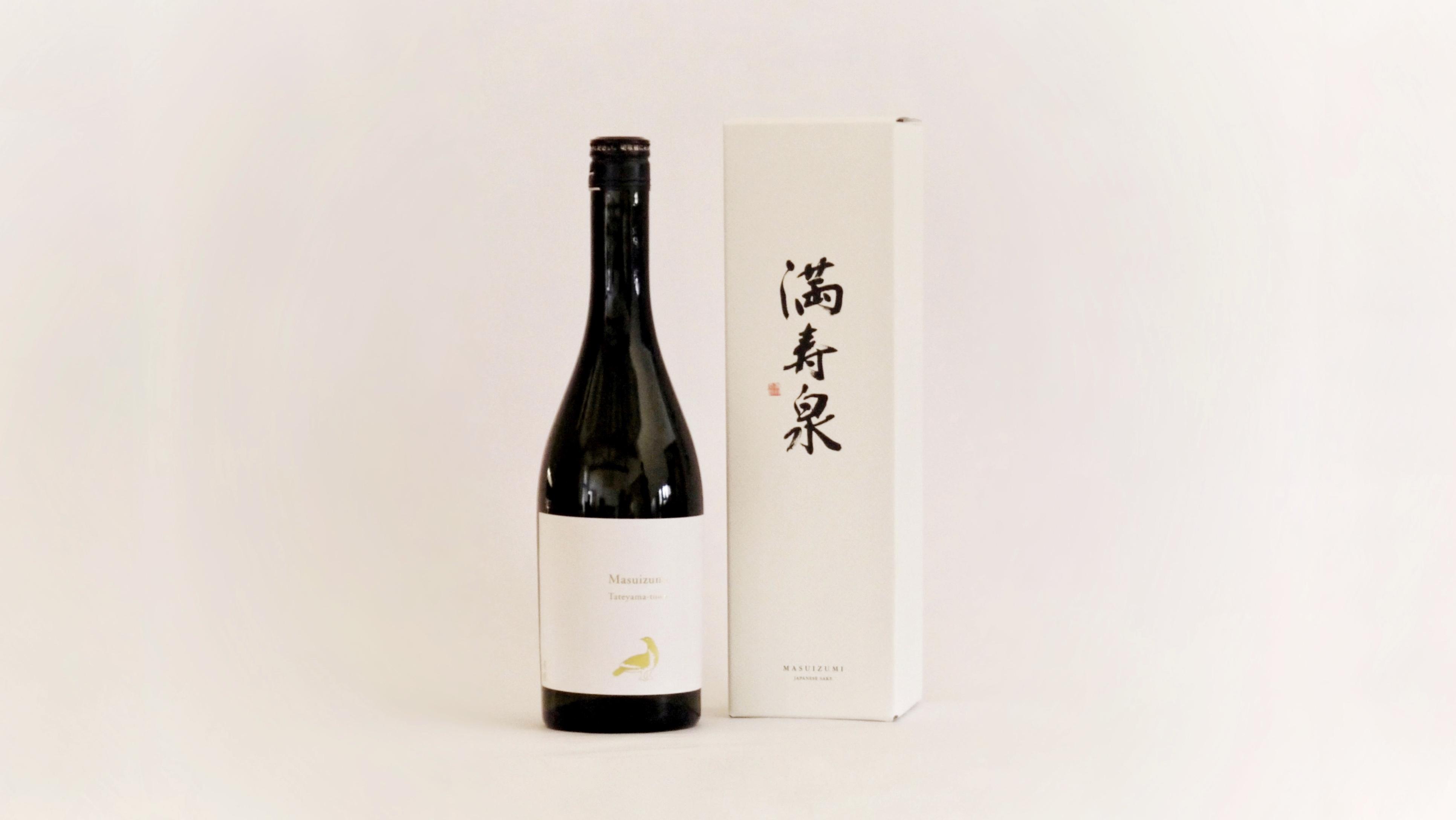 1000本限定醸造!! 満寿泉 立山町 大吟醸