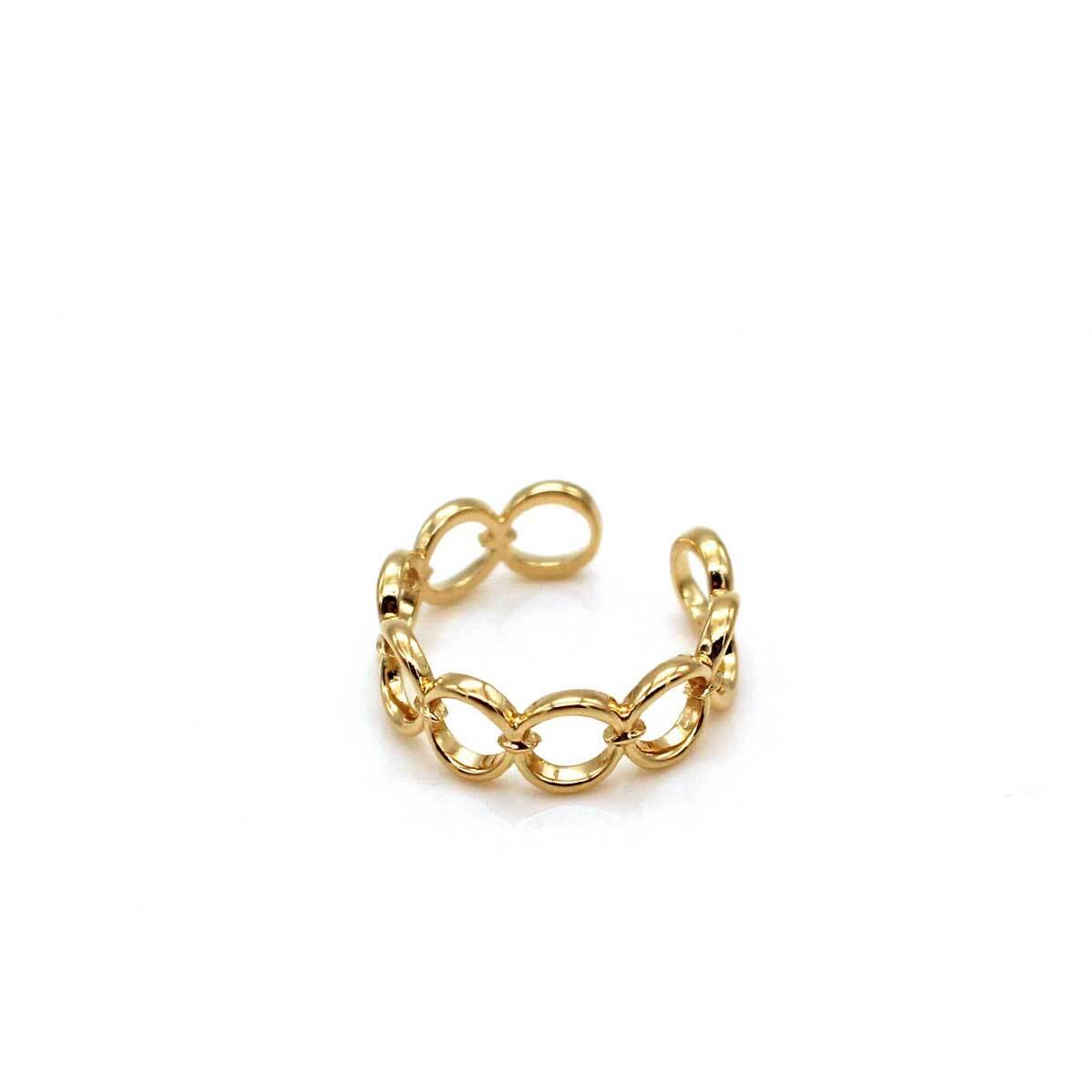 Omega Ear cuff / ring