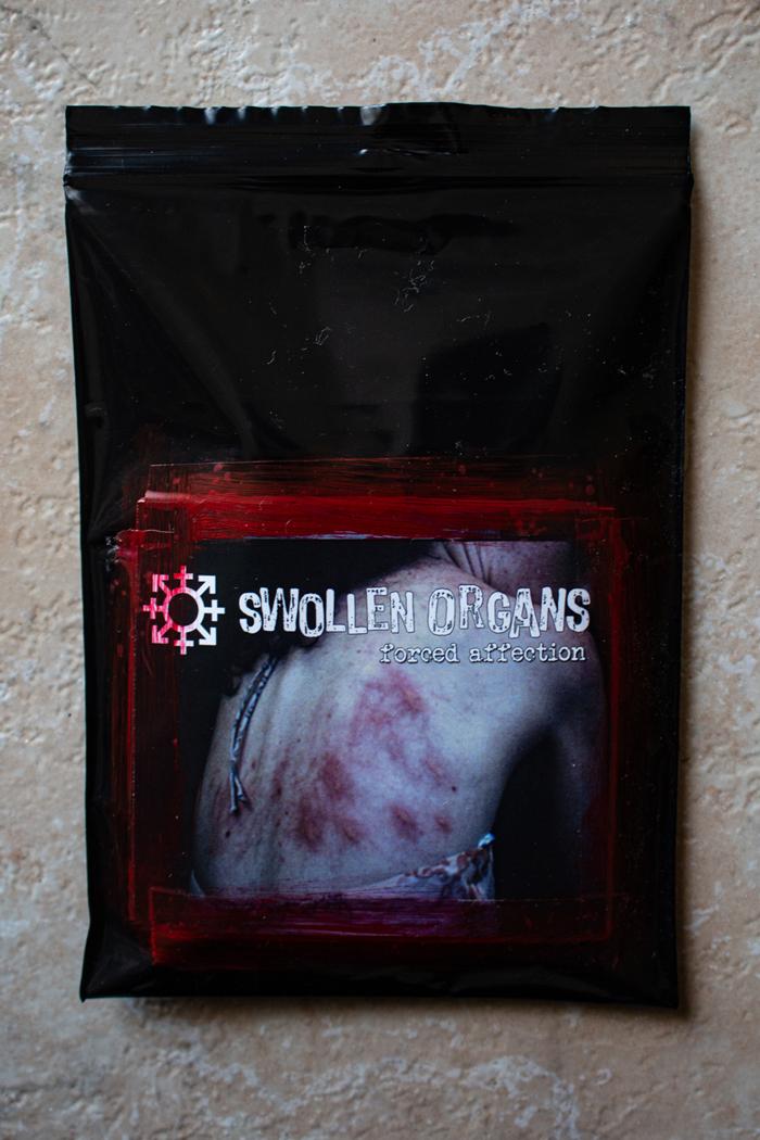 Swollen Organs - Forced Affection. TAPE - 画像1