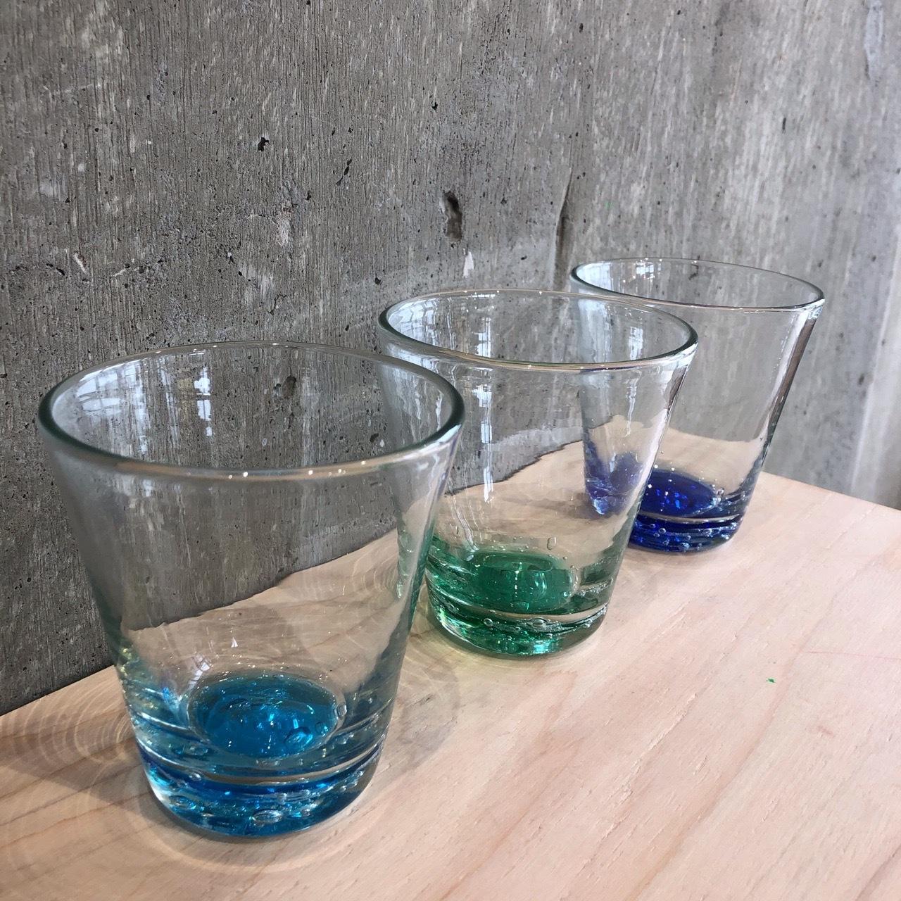 【受注生産商品】『glass32』なぎさグラス