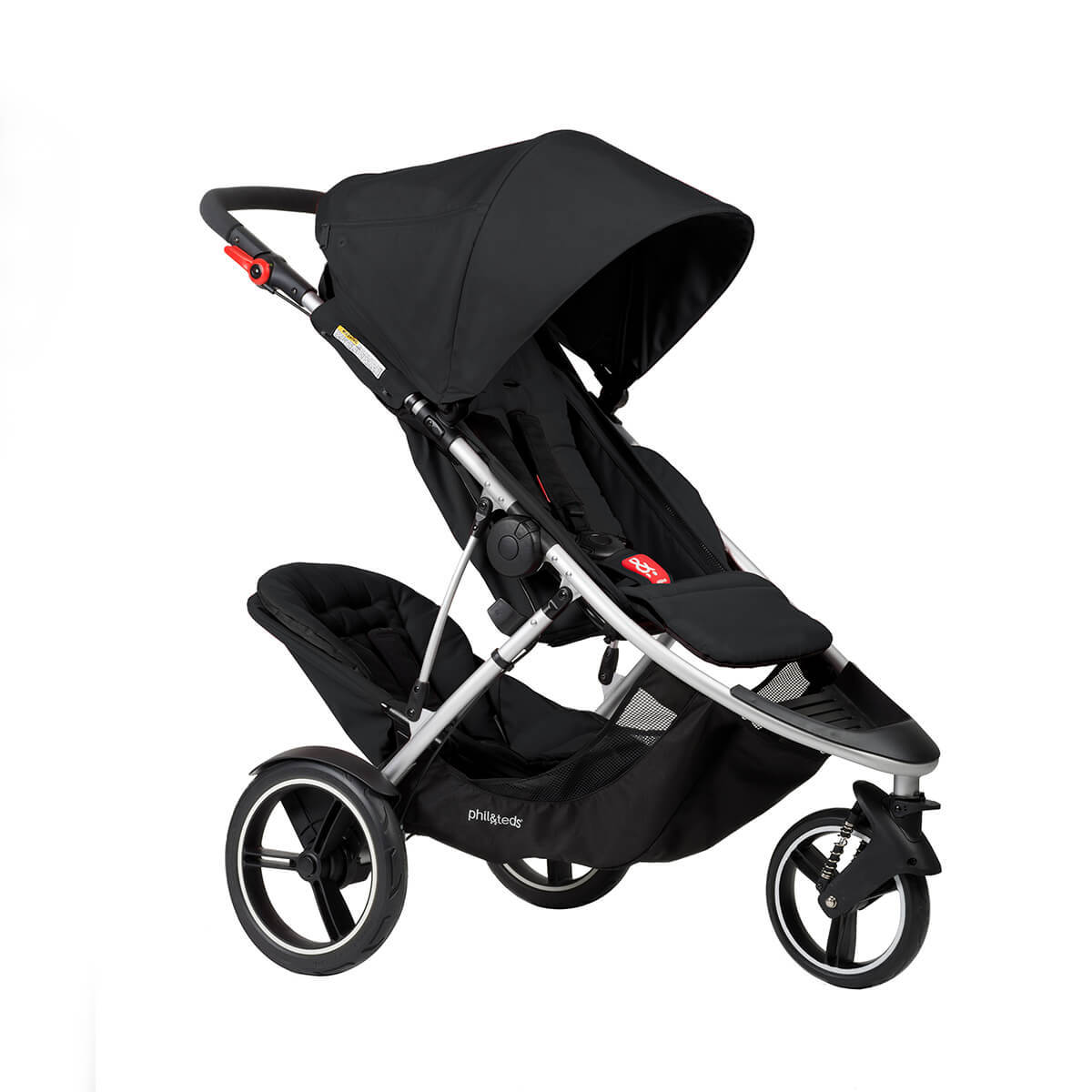 phil&teds Dash buggy Black  フィルアンドテッズ ダッシュ
