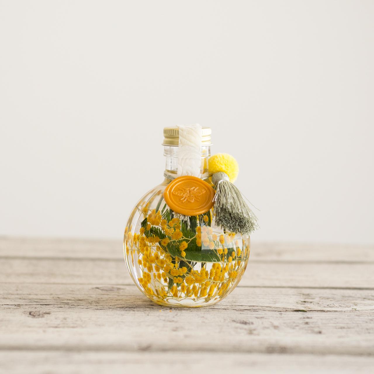 高野のぞみ NP Herbarium Mimosa 丸ボトル