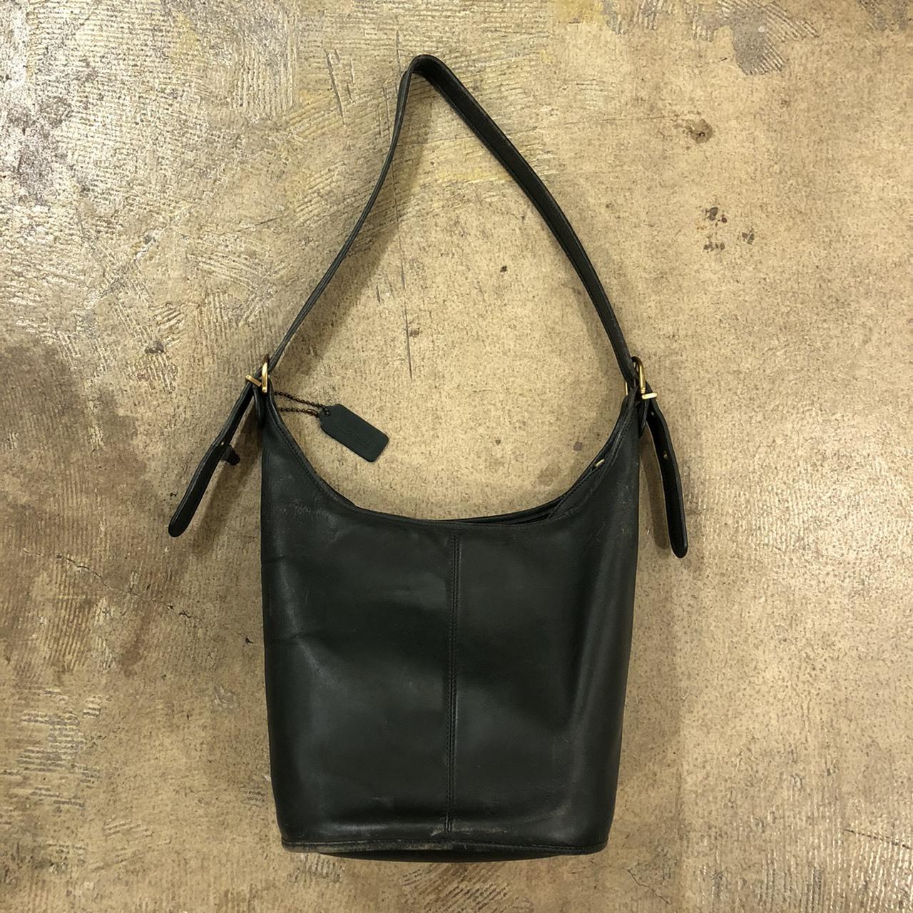 OLD COACH #Shoulder Bag Green ¥6,900+tax