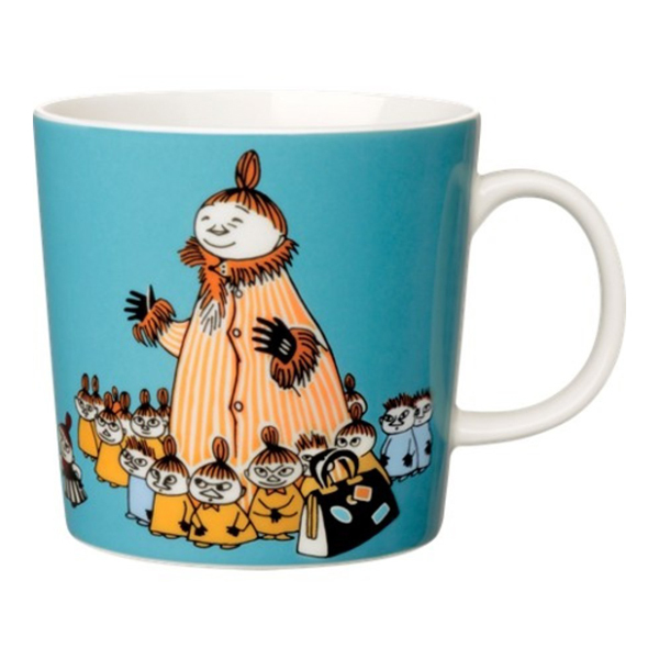 Moomin マグカップ300ml ミムラ夫人