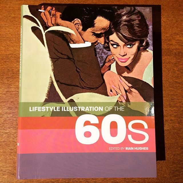 イラスト集「Lifestyle Illustration of the 60's」 - 画像1