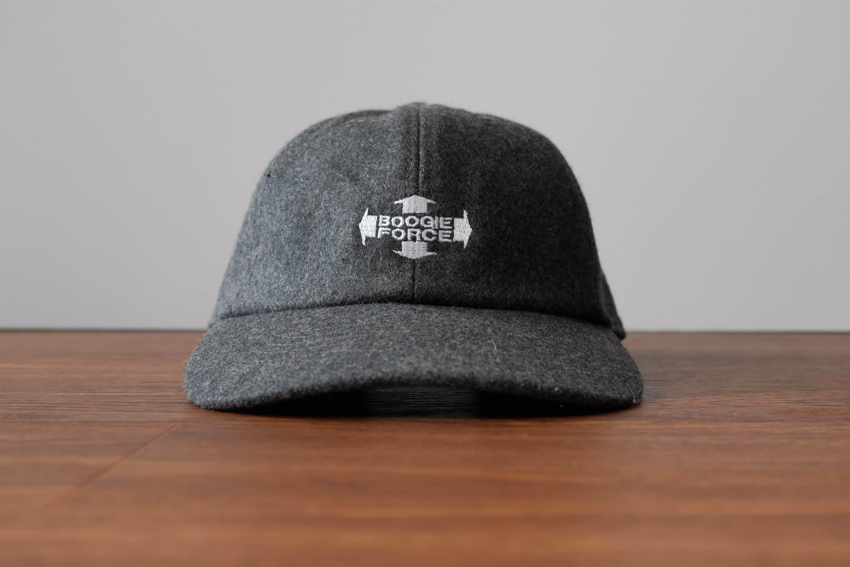 "SBW ""BOOGIE FORCE"" Wool cap[Gray]"