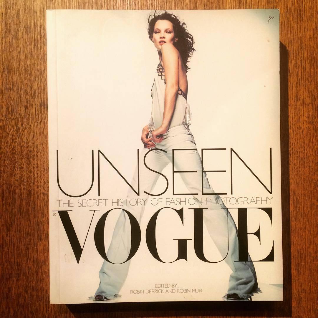 ヴォーグ誌未発表写真集「Unseen Vogue」 - 画像1