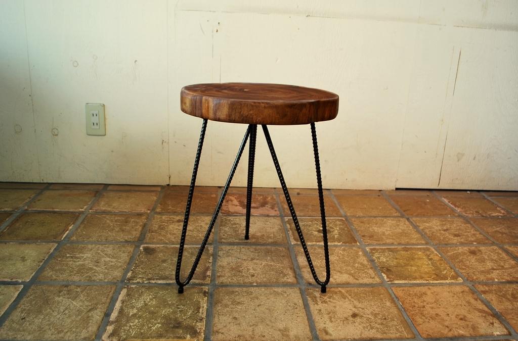 アイアンウッドミニテーブル
