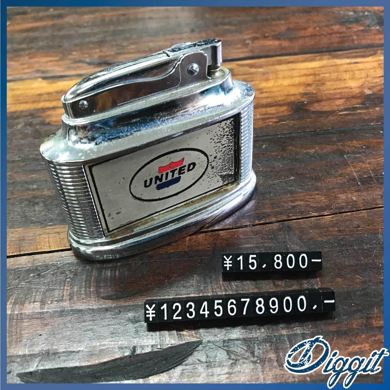 【SALE】プライスタグ10本セット(L)・バータイプ・ショーケース用・価格表示タグ・ミニサイズ