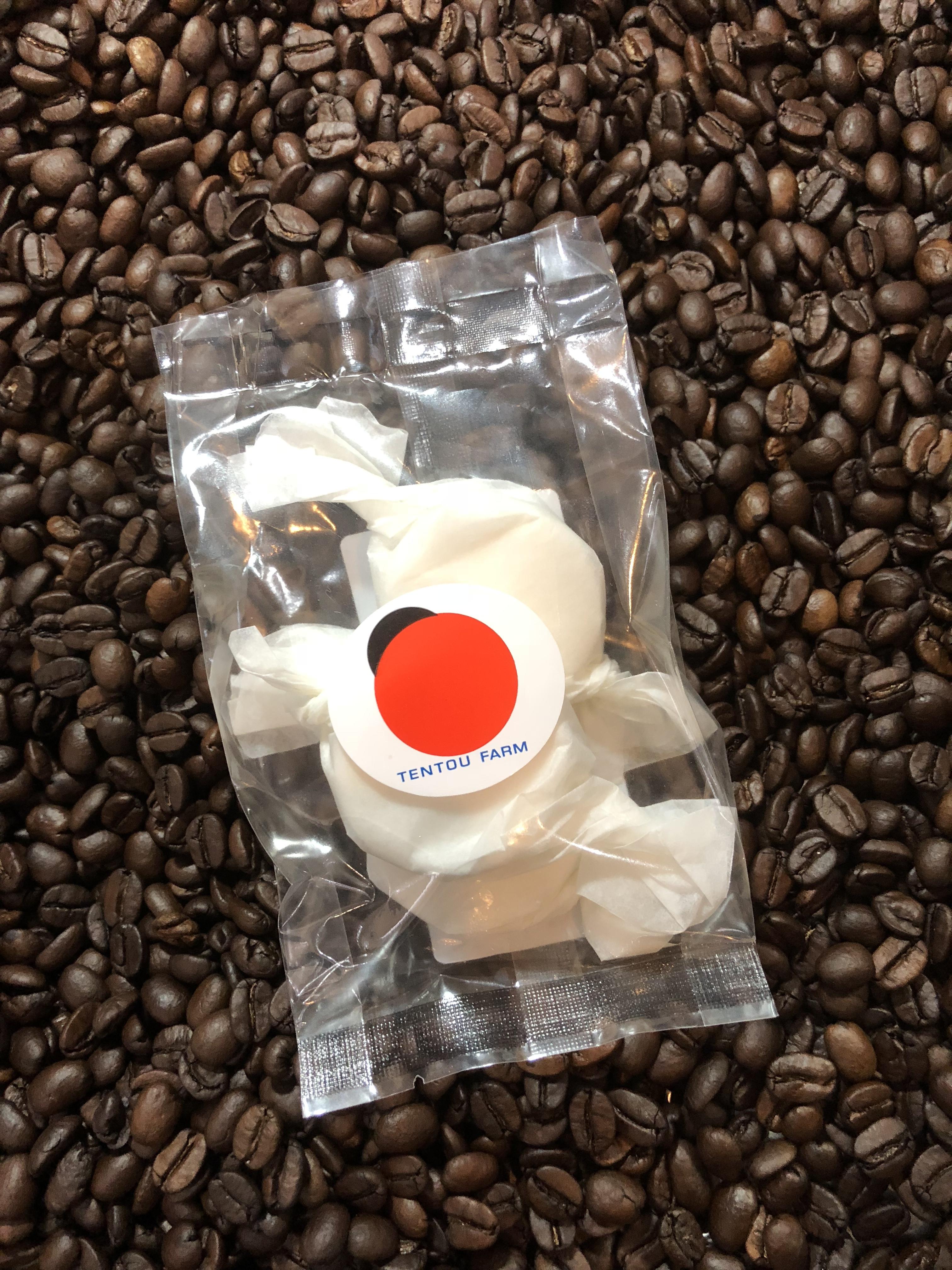 ポルボロン3個入(鳥取県産無農薬コシヒカリ米粉使用)