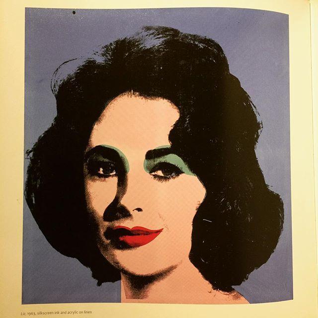 画集「Liz/Andy Warhol」 - 画像2