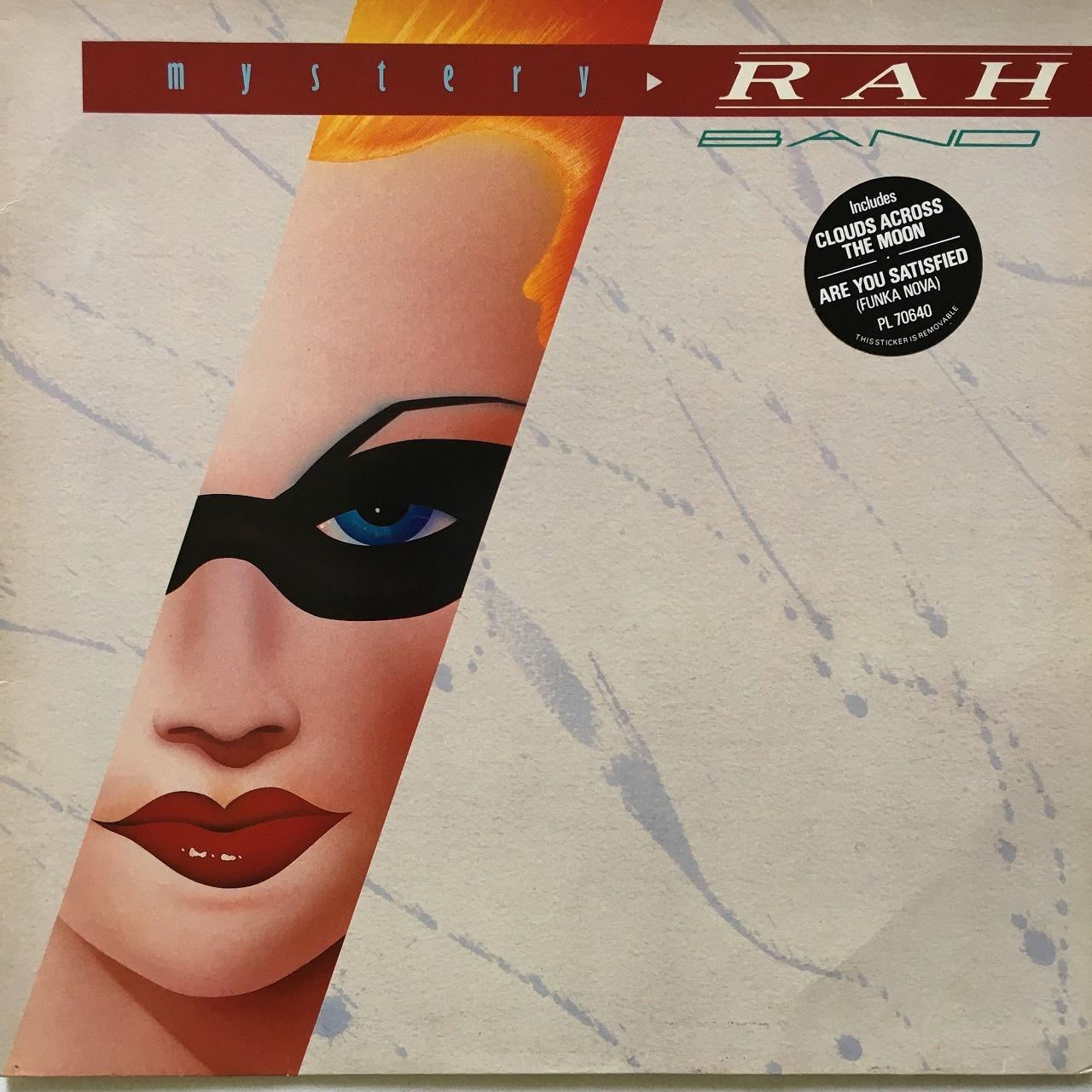 【LP・独盤】RAH Band  /  Mystery