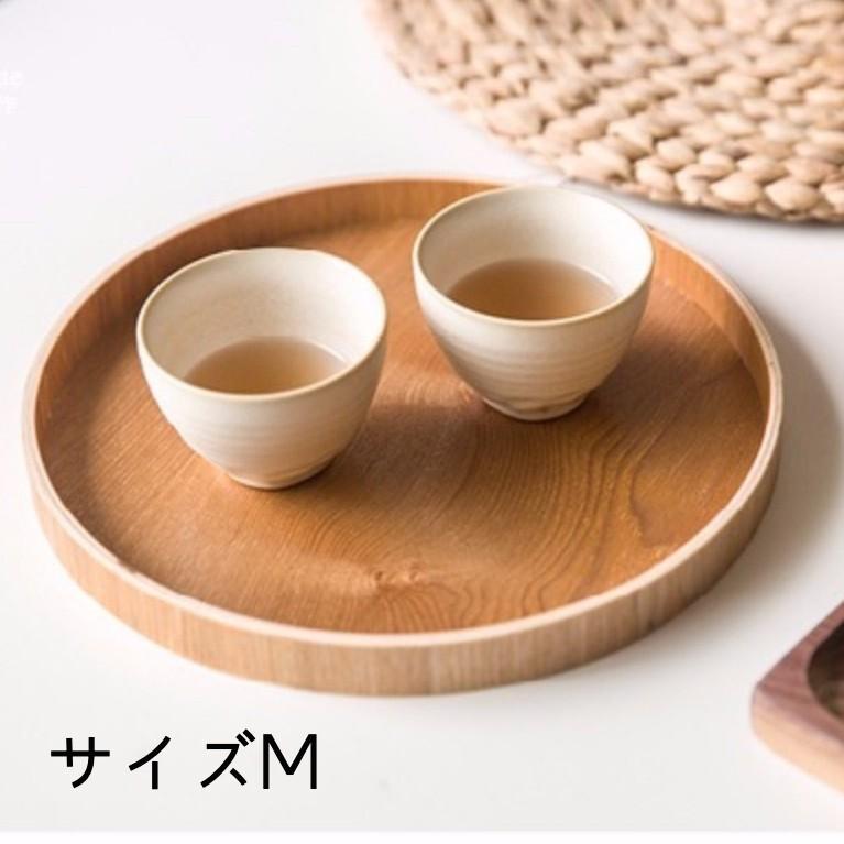 【送料無料】ウッドトレイ(M)【Z010】