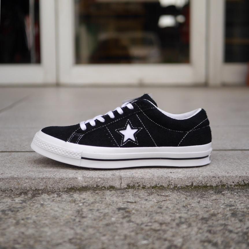 Converse One Star Premium Suede Sneaker 158369c