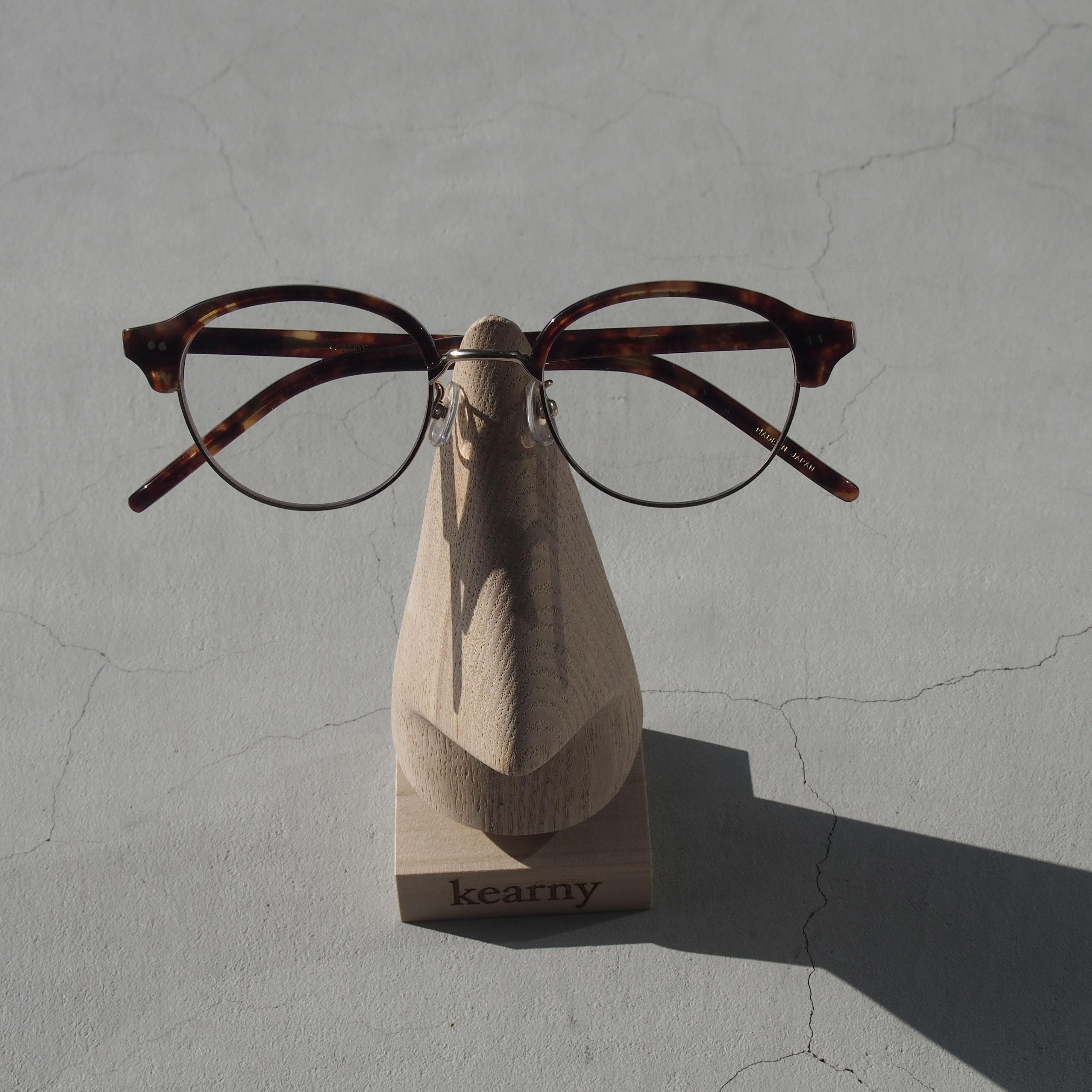 Kearny Sirmont brow 鼈甲 (clear lens)