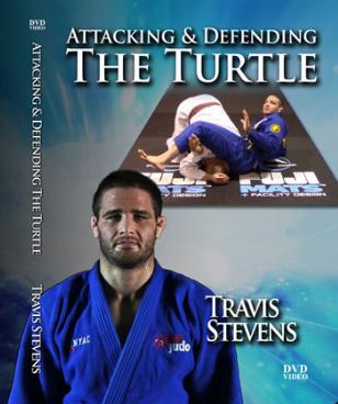 トラヴィス・スティーブンス  ザ・タートルガード DVD2枚セット