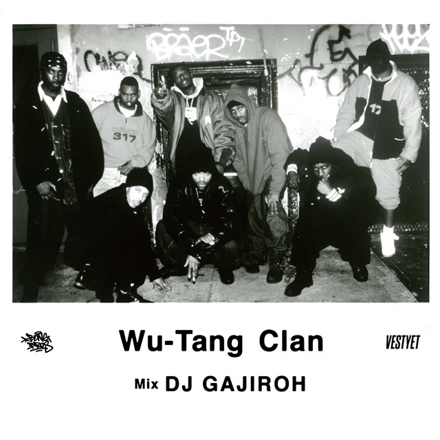 WU-TANG CLAN DJ GAJIROH