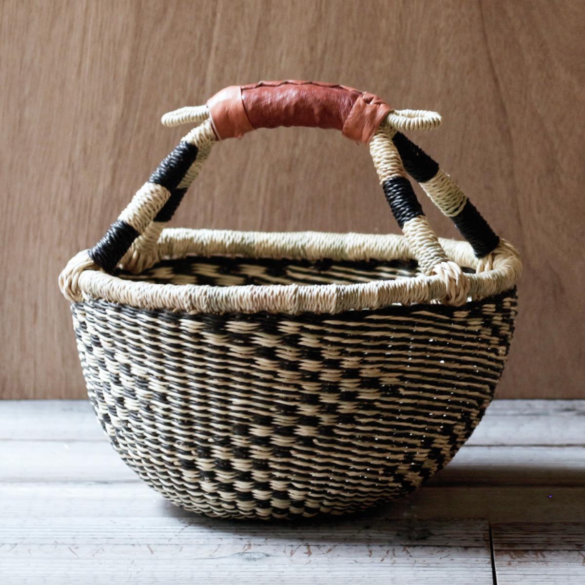 Bolga Basket Round  / S