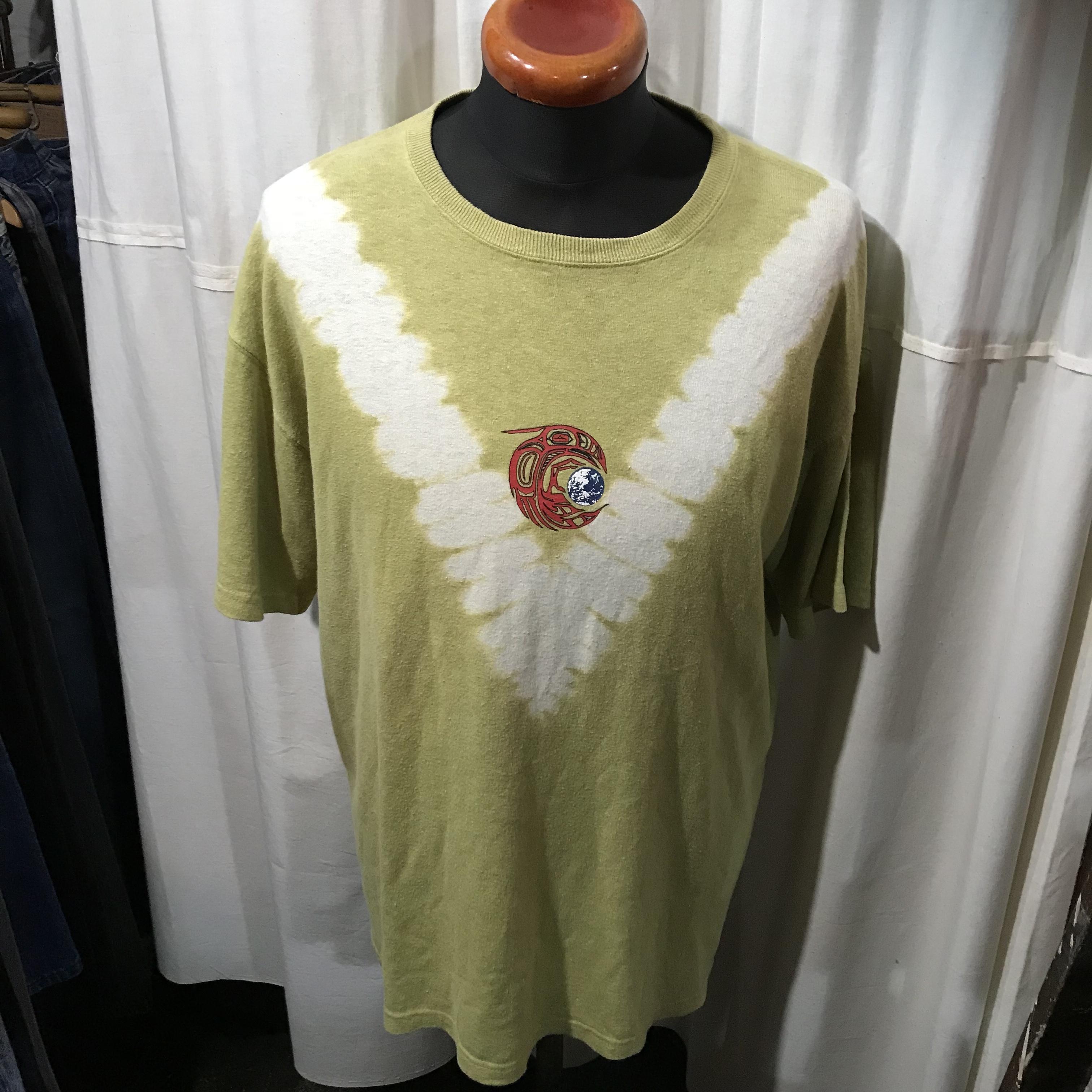 MANASTASH マナスタッシュ タイダイTシャツ メンズXL