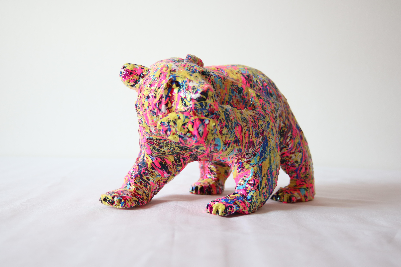 Re-Bear 2020 by Ryuichi Matsuoka