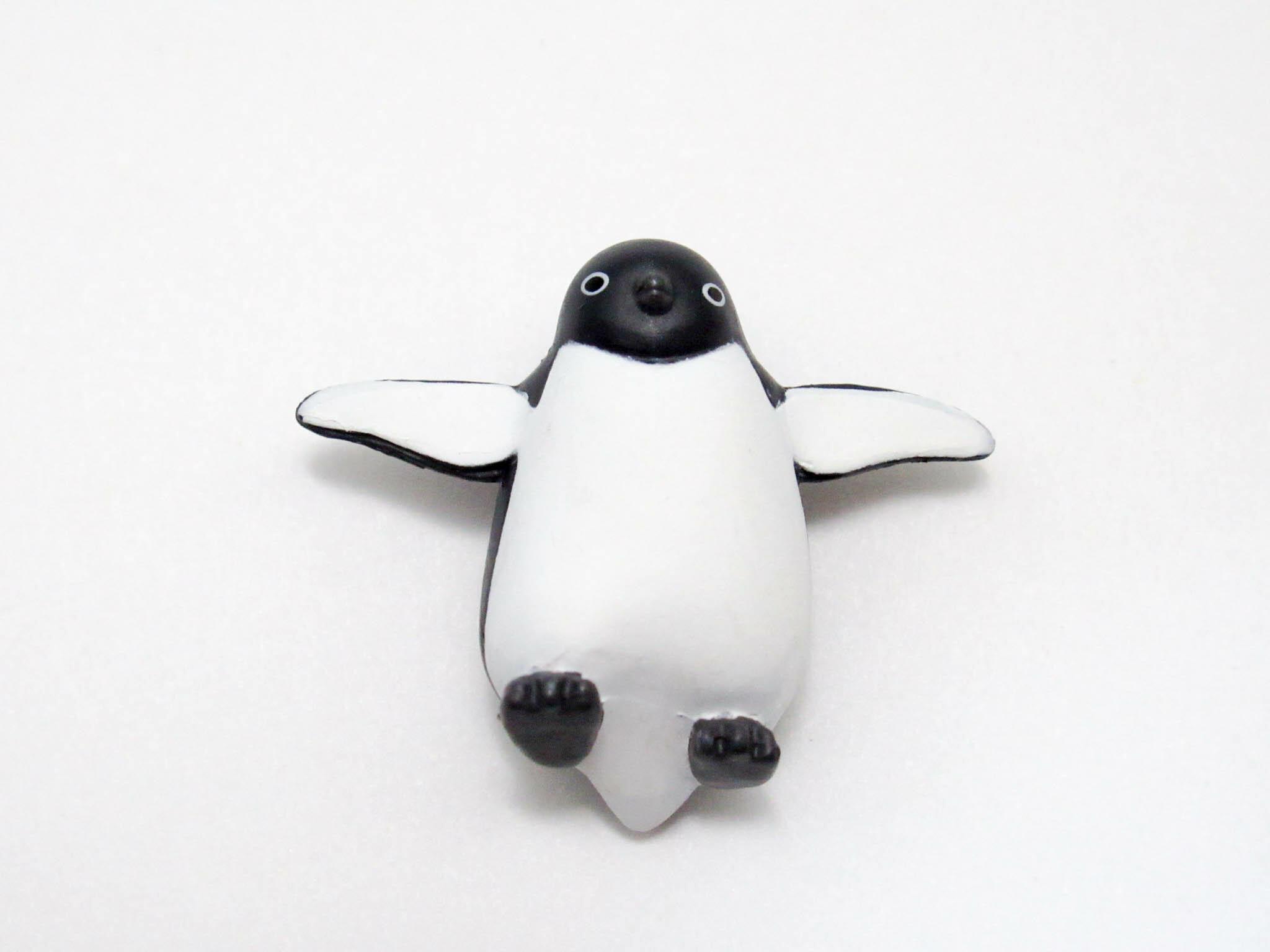 【1006】 小淵沢報瀬 小物パーツ ペンギン ねんどろいど