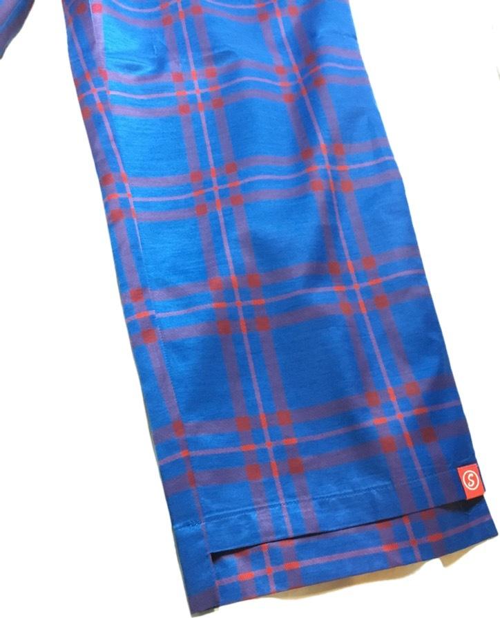 SKIN / Elliott tartan pants - 画像3