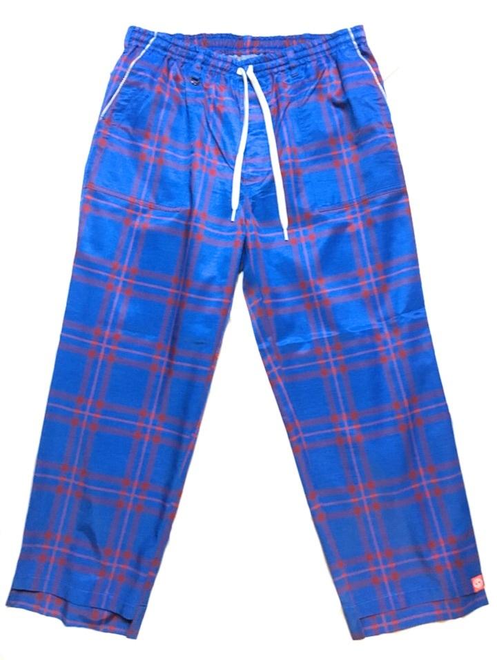 SKIN / Elliott tartan pants - 画像1