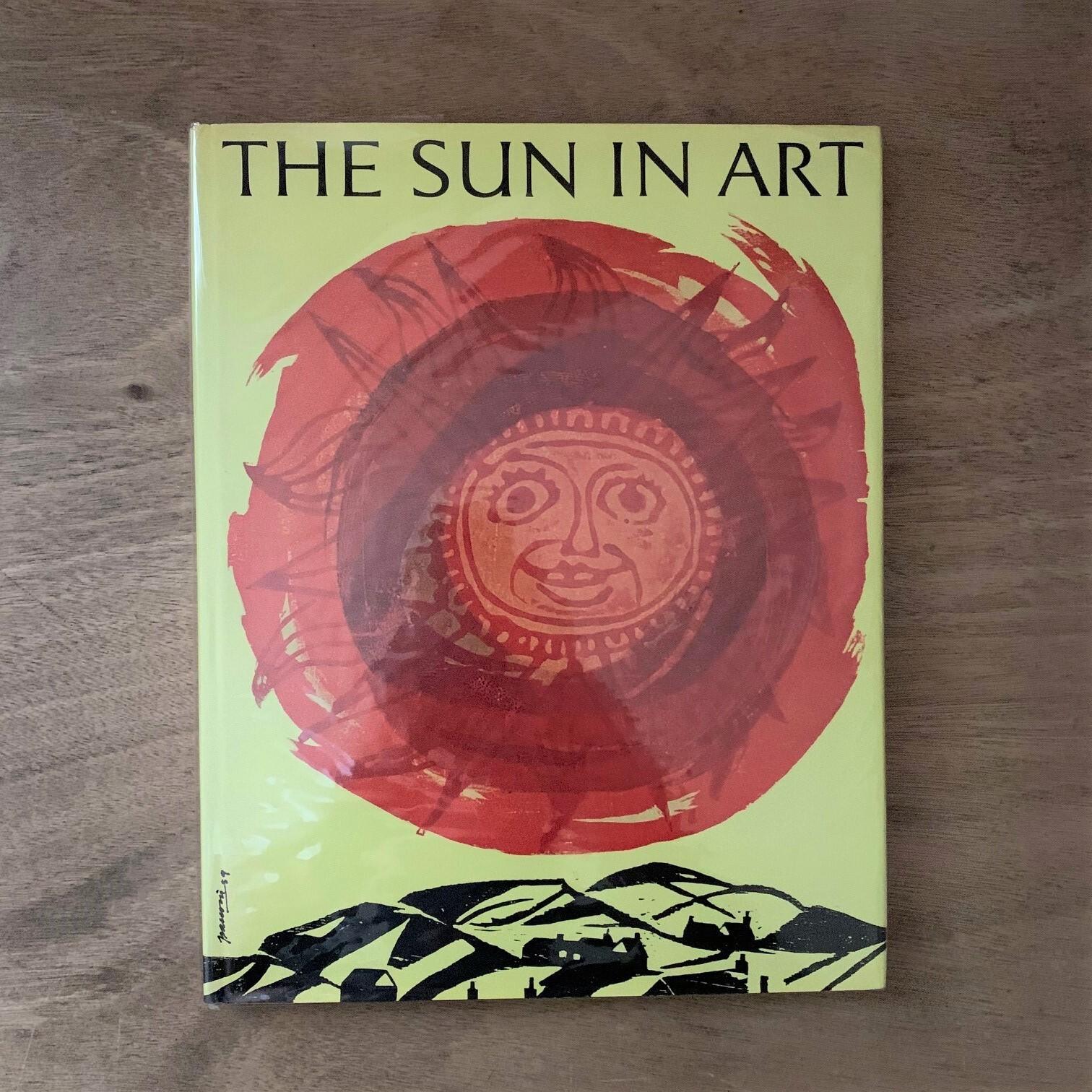 THE SUN IN ART / Walter Herdeg / GRAPHIS PRESS 1962