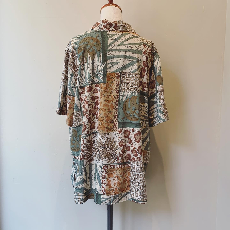 vintage opencollar design shirts