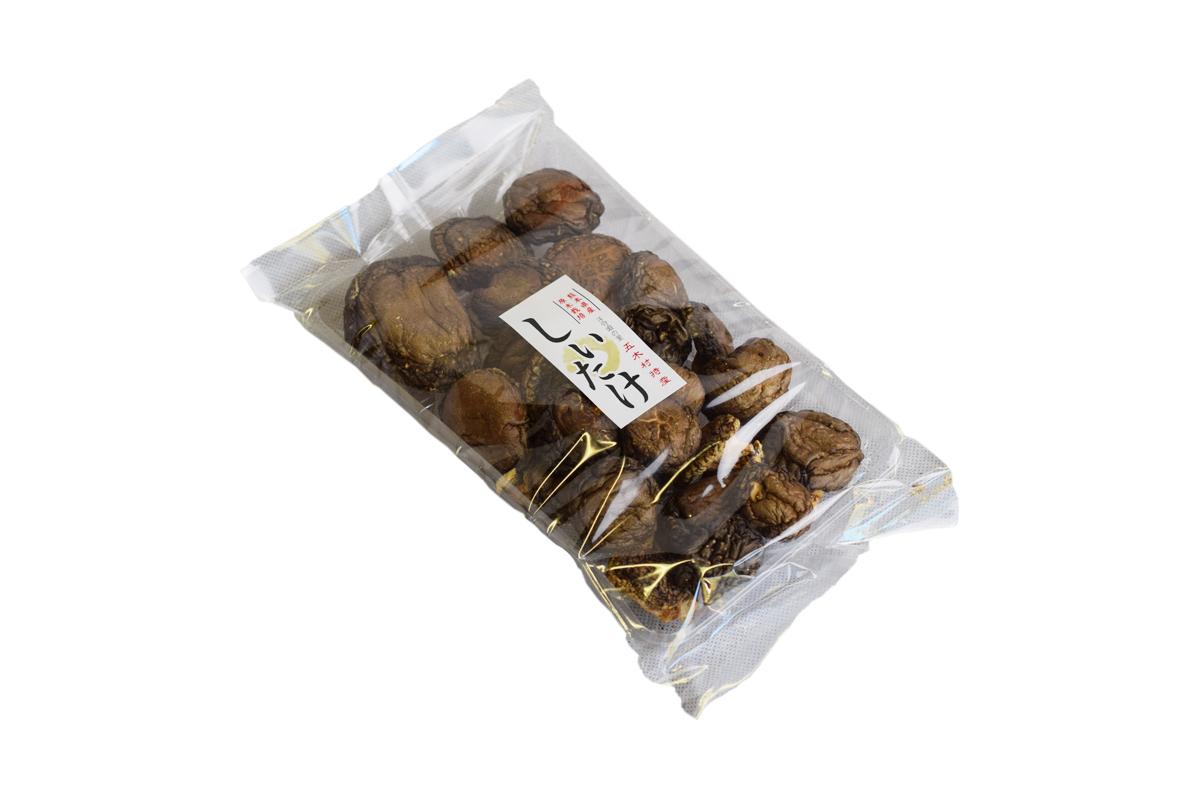 原木栽培乾燥椎茸(丸)65g - 画像1