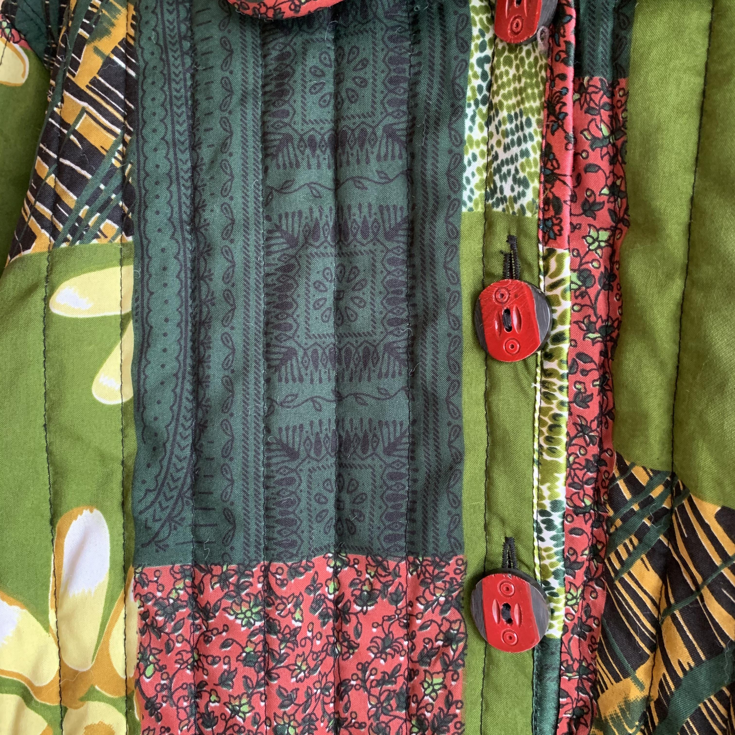 【SALE】vintage quilting jacket