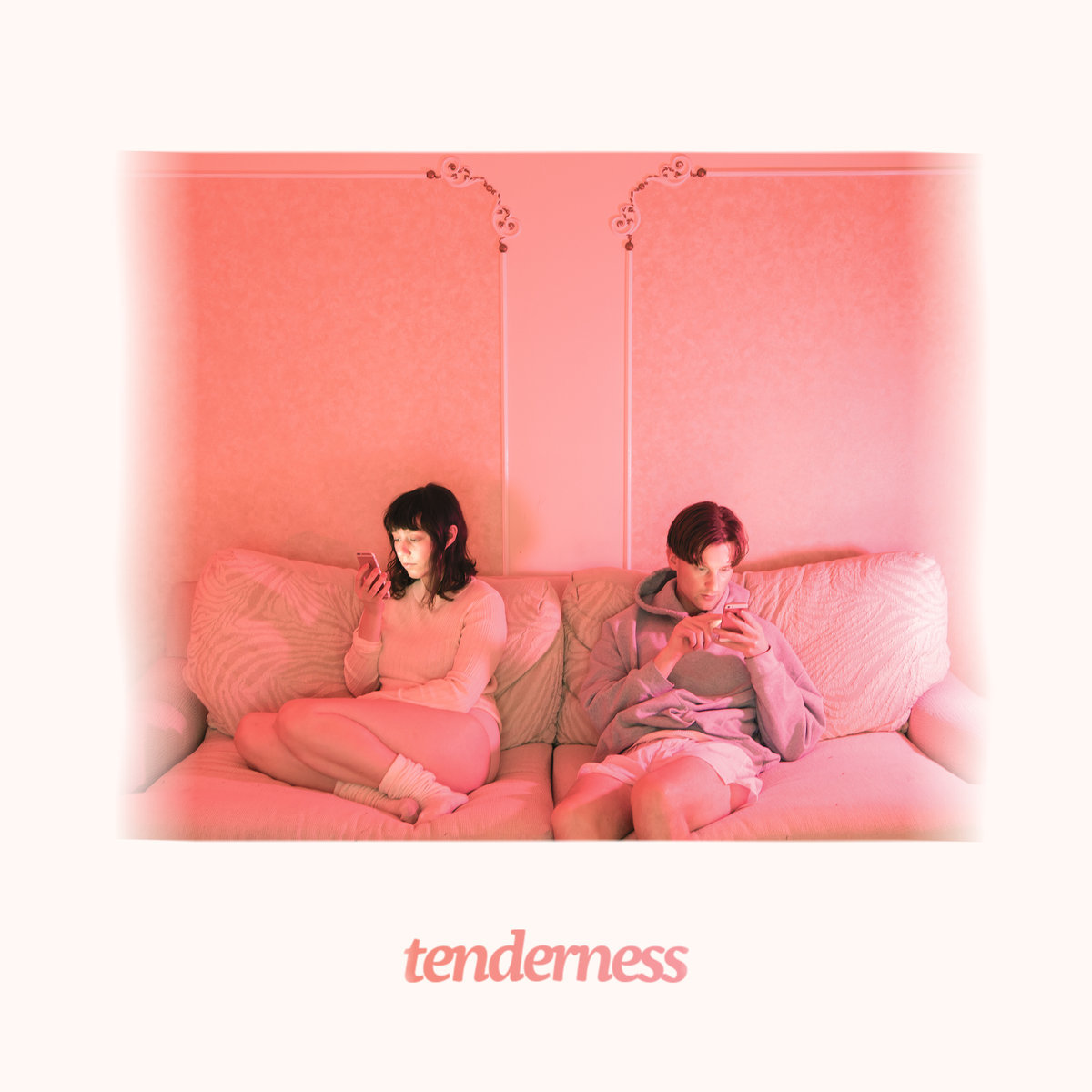 Blue Hawaii / Tenderness(LP)