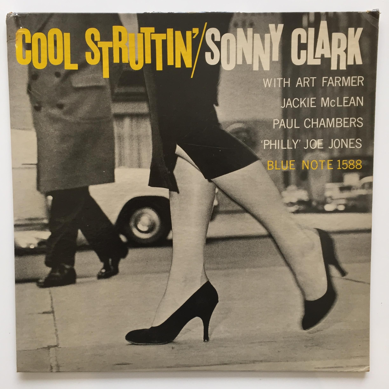 ●SONNY CLARK / COOL STRUTTIN'