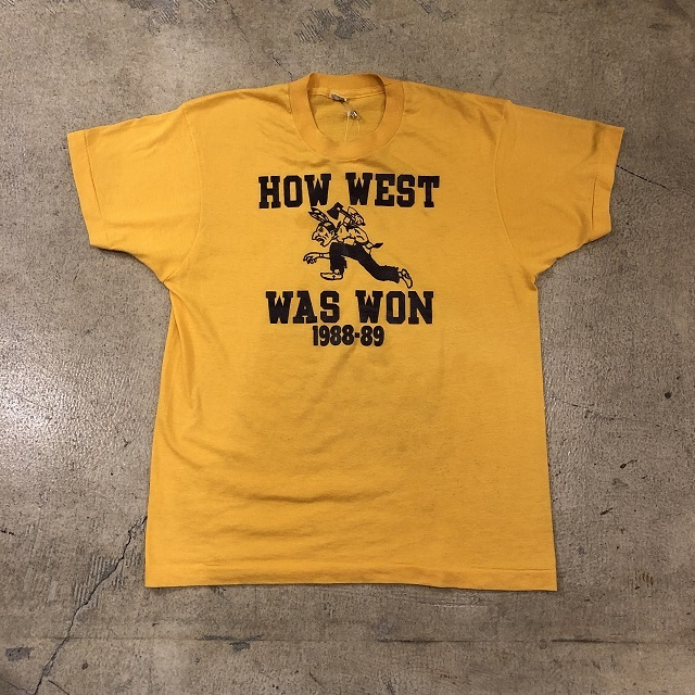 80's How West Was Won T-shirt