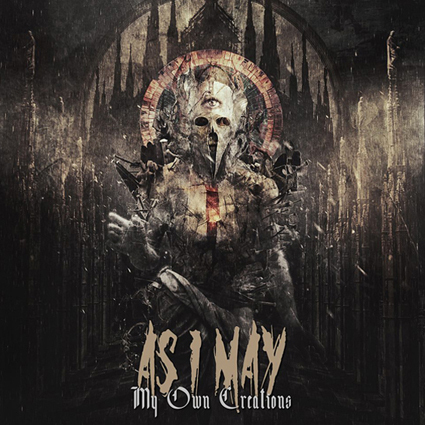 "【特典付き】AS I MAY ""My Own Creations"""