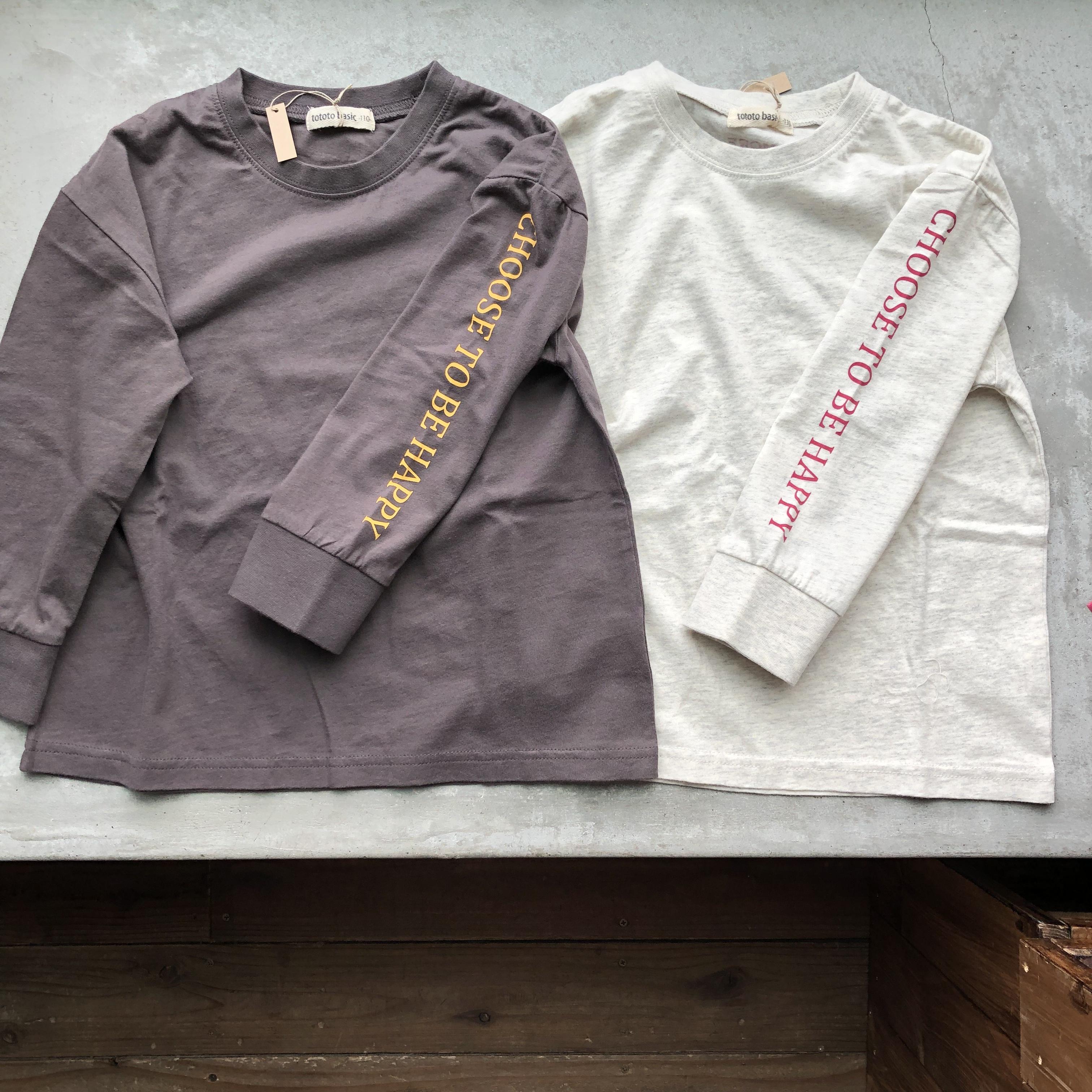 数量限定!original long sleeveT-shirt -adult-