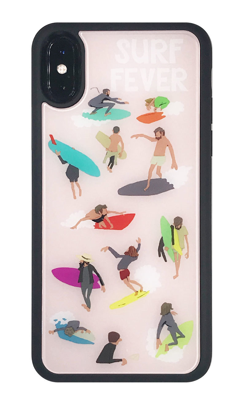 surf fever アクリルパネルケース