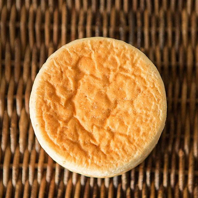 円パン 全粒粉 【3個入り】