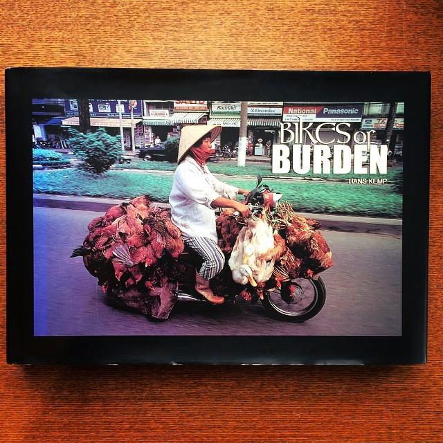 写真集「Bikes of Burden/Hans Kemp」 - 画像1