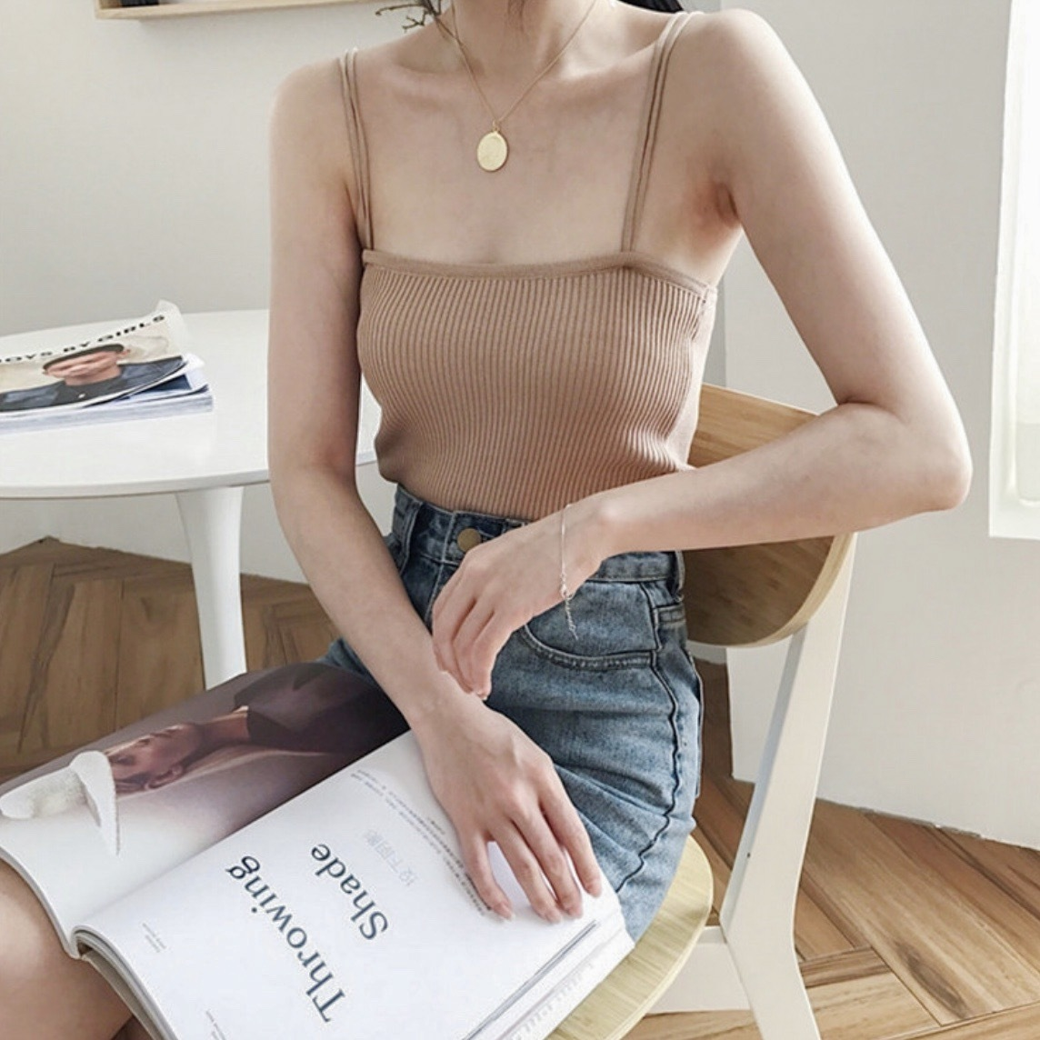 Simple Knit Tops