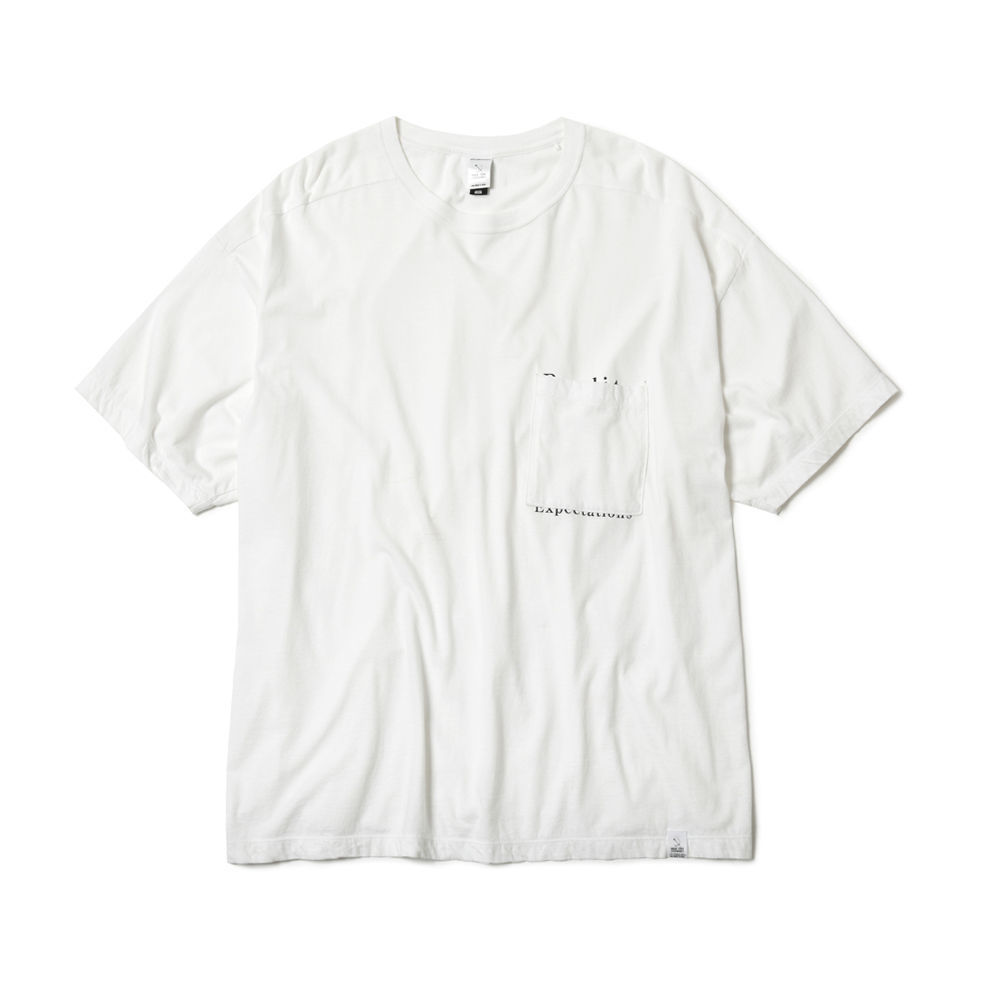 "MAGIC STICK CLAS"" SICK BOX T-Shirts WHITE"