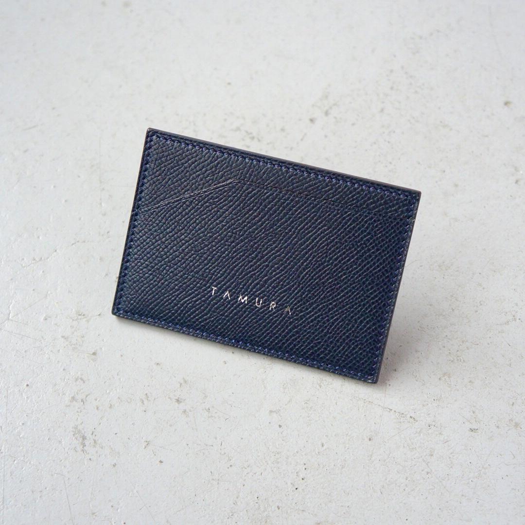 カードケース <Deneb> ネイビー