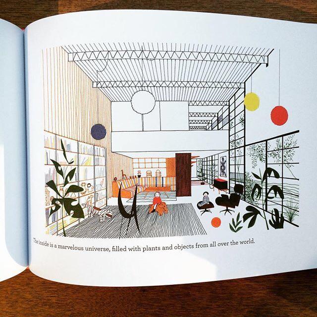 絵本「Who Built That? Modern Houses/Didier Cornille」 - 画像2